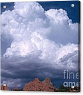 Cumulonimbus Cloud Acrylic Print by Science Source