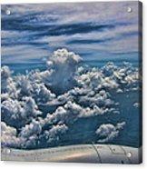 Cumulus Acrylic Print