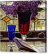 Cup Of Life Acrylic Print