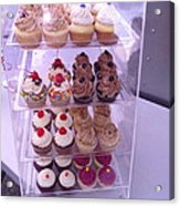 Cupcake Anyone Acrylic Print