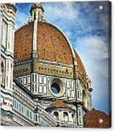 Cupola Di Santa Maria Acrylic Print