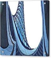 Curves - Archifou 42 Acrylic Print