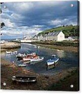 Cushendun, Co. Antrim, Ireland Acrylic Print
