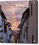 Cuzco Acrylic Print