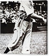 Cy Young (1867-1955) Acrylic Print