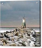 Cyc Lighthouse Acrylic Print