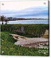 Cyprus Coastline  Acrylic Print