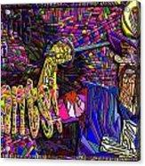 Cyrano Bring Me Giants Acrylic Print