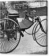 Daimler Automobile, 1889 Acrylic Print
