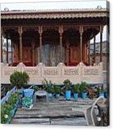 Dal Lake Srinagar Kashmir Acrylic Print