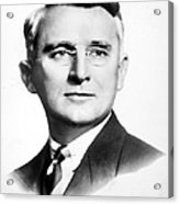Dale Carnegie (1888-1955) Acrylic Print by Granger