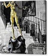 Dali Acrylic Print