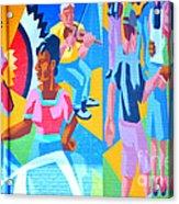 Dance Acrylic Print