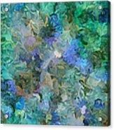 Dance Of The Flowers Acrylic Print