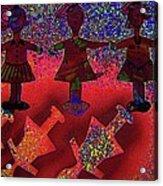 Dance Recital Acrylic Print