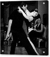 Dance Room Drama Acrylic Print