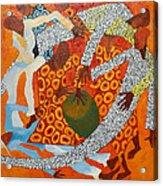 Dancers IIi Acrylic Print