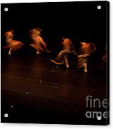 Dancing Ghosts Acrylic Print