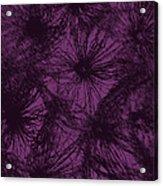 Dandelion Abstract Acrylic Print