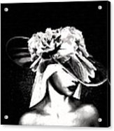Dandified Acrylic Print by Lourry Legarde