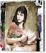Dannie Diesel Acrylic Print