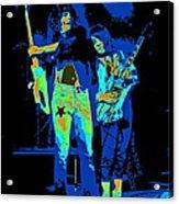 Danny And Rick Acrylic Print