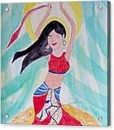 Danse Du Ventre Acrylic Print