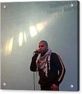 Dany Fresh Concert Acrylic Print