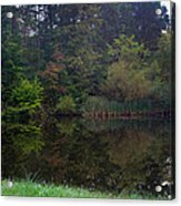 Dark Lake 1 Acrylic Print