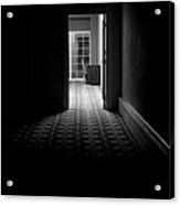 Dark Passage Acrylic Print