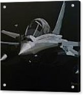 Dassault Rafale Acrylic Print