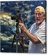 Dave Bell - Photographer Acrylic Print