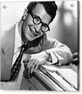 Dave Brubeck, 1950s Acrylic Print by Everett