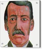 David Livingstone Acrylic Print