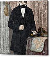 David Livingstone, Scottish Missionary Acrylic Print