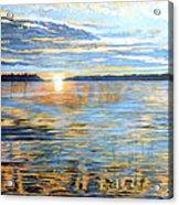 Davidson Quebec Acrylic Print