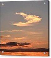 Dawn August 1 2012 Acrylic Print