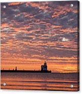 Dawn Highlights Acrylic Print