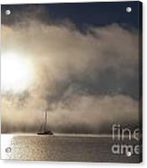 Dawn mist Acrylic Print