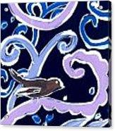Dawn Acrylic Print by Patricia Lazar