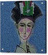 Day Dream Of A Geisha Acrylic Print