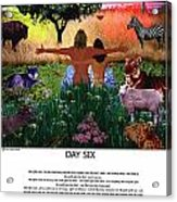 Day Six Acrylic Print