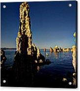Daybreak On Mono Lake Acrylic Print