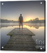 Days Of The New Acrylic Print
