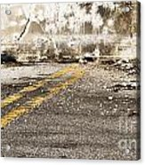 Dead End Street Acrylic Print by Blink Images