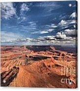 Dead Horse Point Acrylic Print
