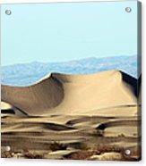 Death Valley Dunes Acrylic Print