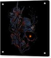 Deathblooms Acrylic Print