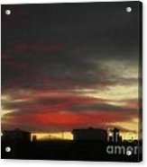 December 21 2009 Acrylic Print