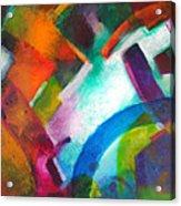 Declaration Acrylic Print